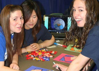 STEM Fair sponsored by MEA