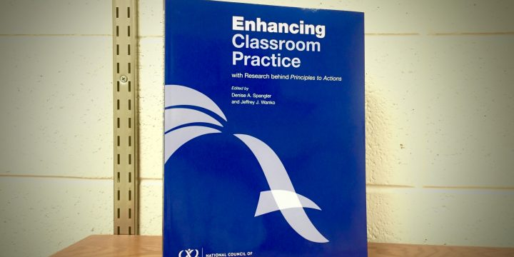 Research by Two BYU MathEd Faculty Featured in NCTM's Latest Book
