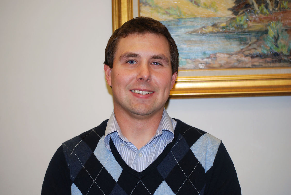 Stephen Scott, BYU Mathematics Education Graduate, Utah Valley Educator of the Week