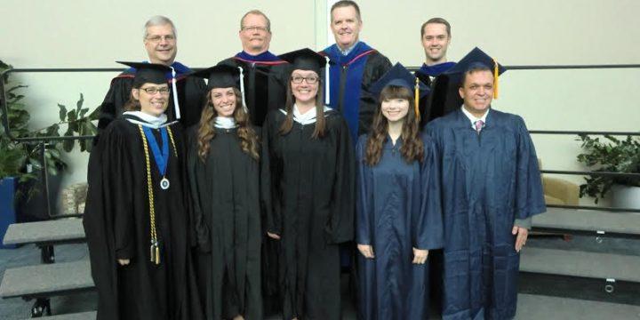 Congratulations August 2018 Graduates