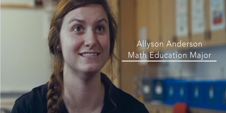 Allyson Anderson's Teaching Journey